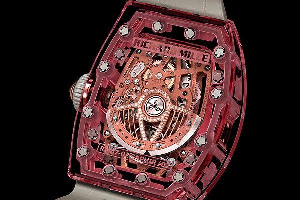 理查德米勒二手手表回收价格多少钱
