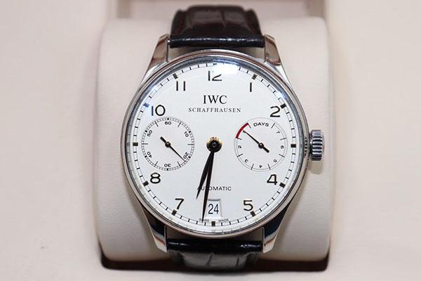 哪里可以回收万国手表