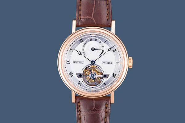 深圳宝玑手表回收一般多少折