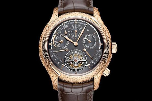 售价几百万的手表究竟贵在哪里