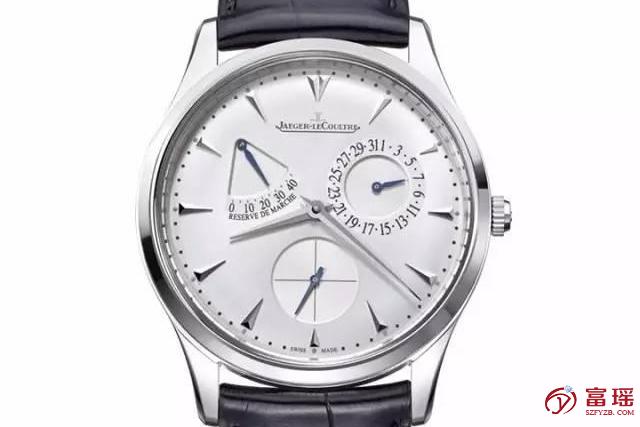 「二手名表回收价格」深圳布吉积家大师系列二手名手表的回收价格!