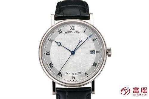 二手宝玑5177手表深圳回收价格是多少?