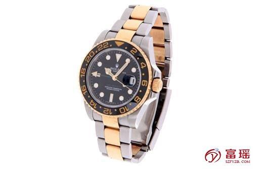 劳力士格林尼治型II系列116769TBR手表
