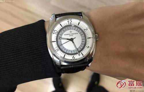 江诗丹顿奎德利系列4500s手表