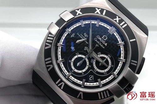 欧米茄星座系列同轴腕表