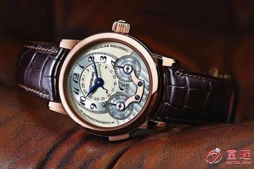 万宝龙1858系列手表