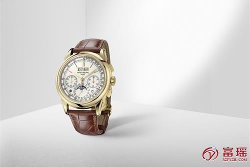 百达翡丽超级复杂功能时计系列5270J-001腕表