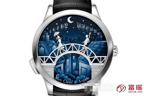 梵克雅宝诗意复杂功能系列VCARO90000腕表