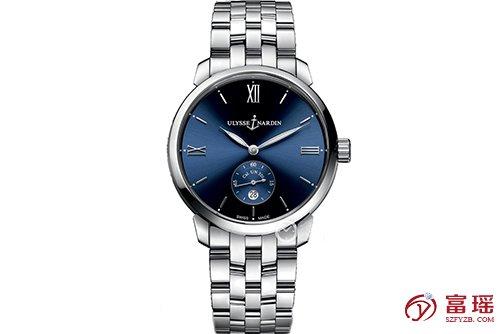雅典表鎏金系列3203-136-7/33腕表回收哪里价高?