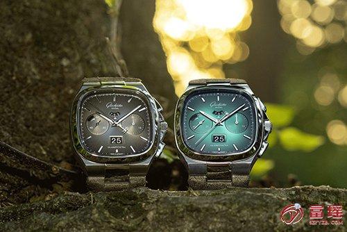 格拉苏蒂原创复古系列1-37-02-04-02-35手表外观