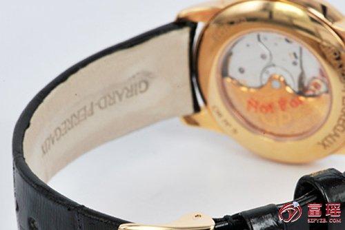 GP芝柏表1966系列49528D52A771-CK6A手表回收