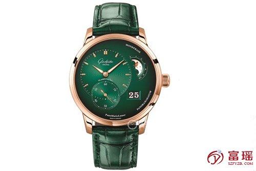 格拉苏蒂原创偏心系列1-90-02-23-35-50手表回收价格