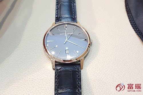 江诗丹顿传承系列85180/000R-9166腕表