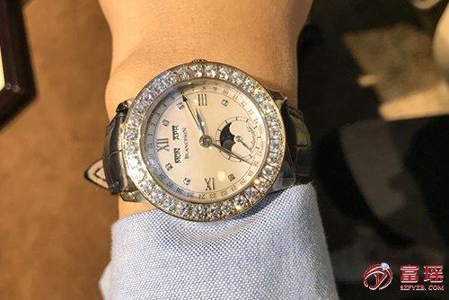 宝珀女装系列2360-4691A-55A腕表