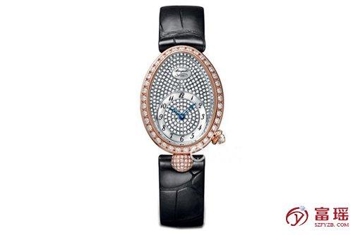 宝玑那不勒斯王后系列-30万左右宝玑腕表推荐