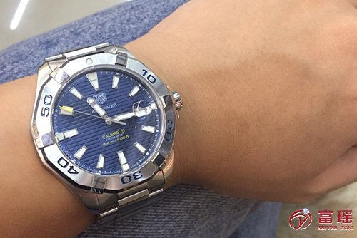 泰格豪雅竞潜系列WAY2012.BA0927腕表回收