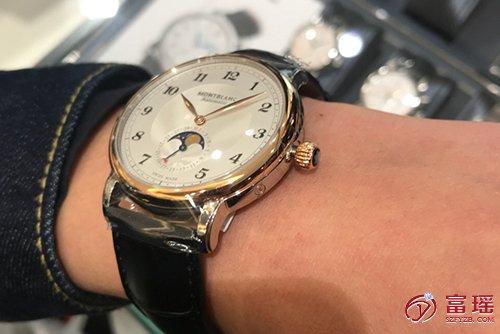 万宝龙明星 LEGACY系列U0117327腕表回收
