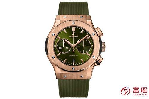 宇舶表经典融合系列521.OX.8980.RX腕表回收