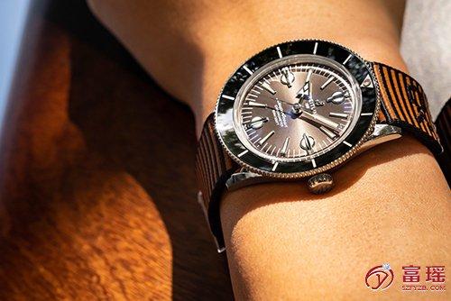 百年灵超级海洋文化系列A103703A1Q1W1腕表回收