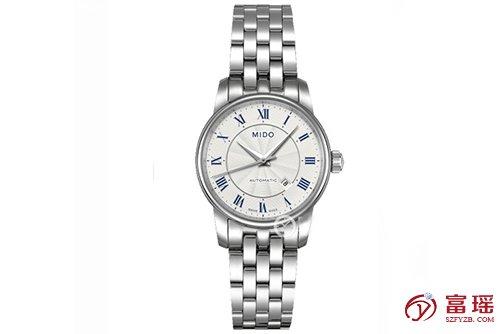 美度贝伦赛丽系列M7600.4.21.1腕表回收