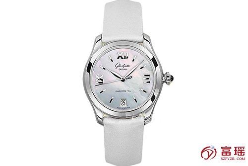 格拉苏蒂原创女士系列1-39-22-08-02-44腕表回收
