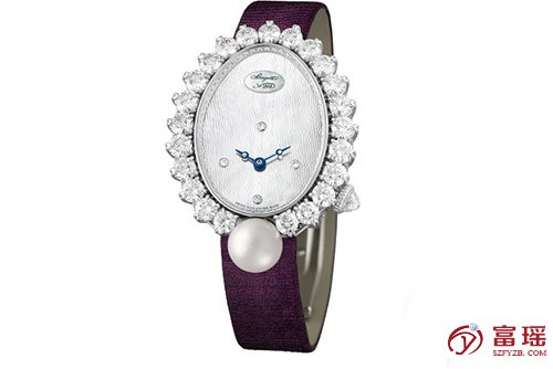 宝玑全新女士珠宝腕表