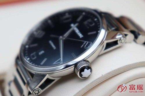 万宝龙时光行者系列手表深圳几折回收?