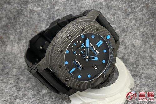 沛纳海SUBMERSIBLE潜行系列PAM01616腕表在深圳回收什么价格?