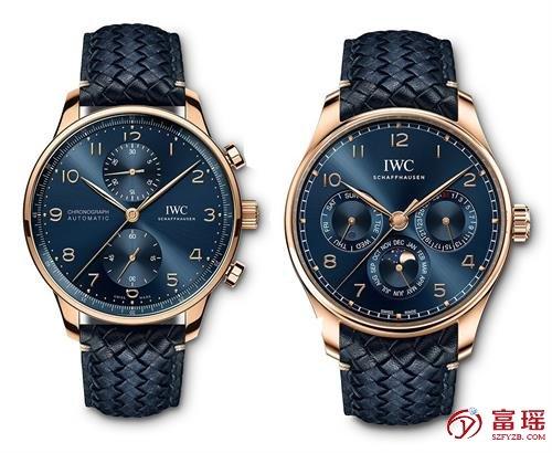 IWC万国表葡萄牙系列IW503312腕表外观