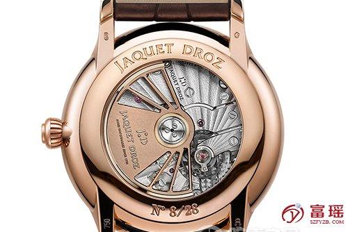 雅克德罗艺术工坊系列J005033331腕表