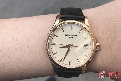 百达翡丽古典表系列5227J-001腕表