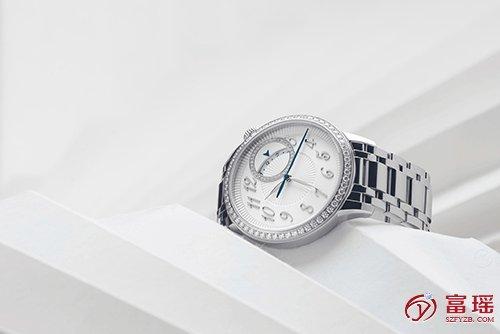 江诗丹顿伊灵女神系列4605F/110A-B495腕表