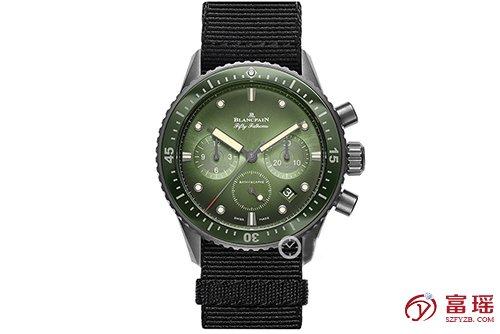 宝珀五十噚系列5200-0153-NABA腕表