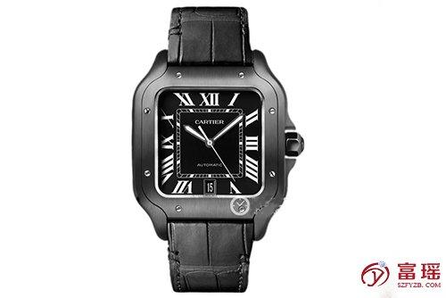 卡地亚山度士系列WSSA0039腕表